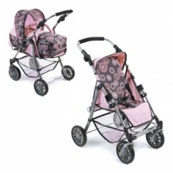 Doll Stroller Exchange (Rosy pearls)