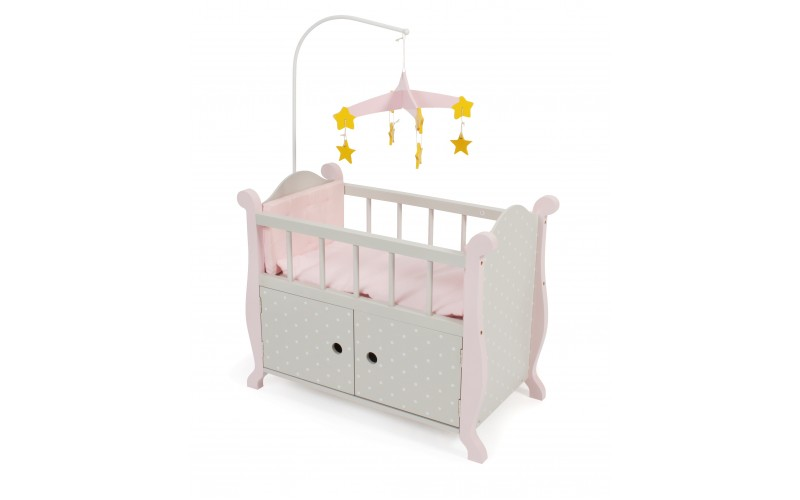 Changing table for dolls