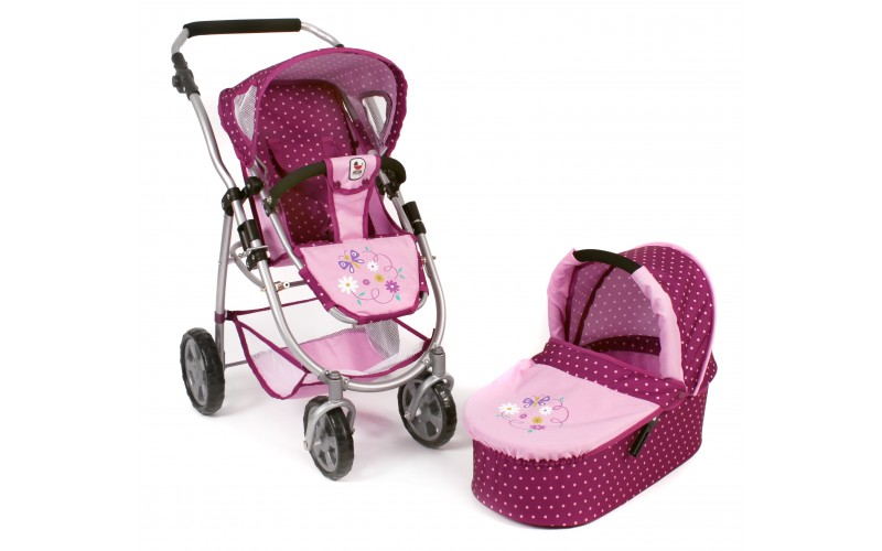 EMOTION 2 in 1 (Dots Brombeere)