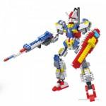 Robot Gundam  Magic Diamond Blocks