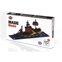 Black pearl Magic Diamond Blocks