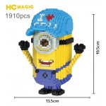 Minion Bob Diamond Blocks