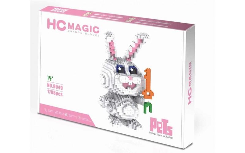 Snow Rabbit Magic Diamond Blocks