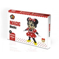 Minnie Magic Diamond Blocks