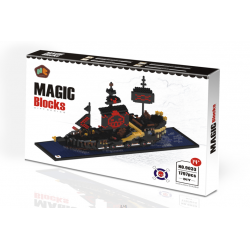 Black pearl Magic Diamond Blocks