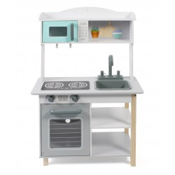Wooden toy kitchenette