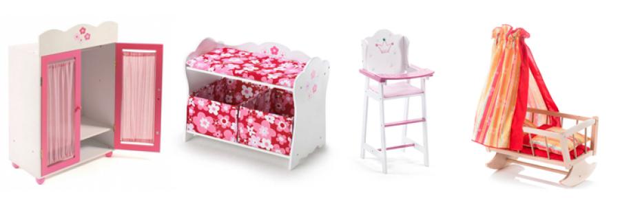 Lėlių baldai