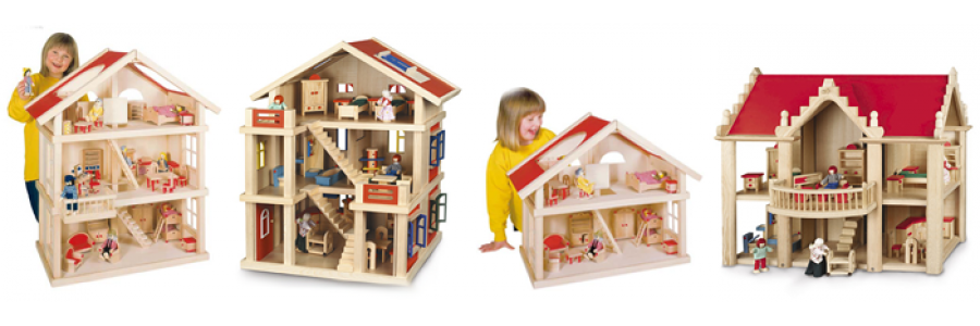 Lėlių nameliai