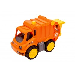 BIG-POWER-WORKER GARBAGE TRUCK