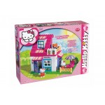 BIG BLOXX HELLO KITTY HAUS