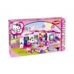 BIG BLOXX HELLO KITTY SHOPPING MALL