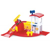 PlayBIG FLIZZIES FIRE STATION