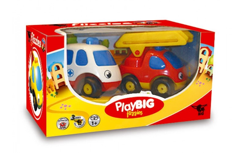 PlayBIG FLIZZIES 2er Set