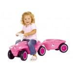 BIG-NEW-BOBBY-CAR-TRAILER HELLO KITTY