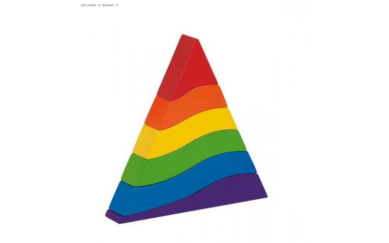 Stacking pyramid