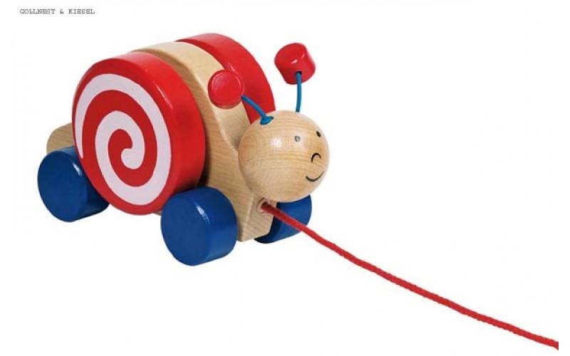 Pull along - Snail