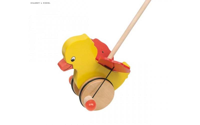 Push along animal - Tweedy