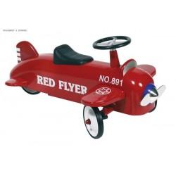 Ride on vehicle aeroplane