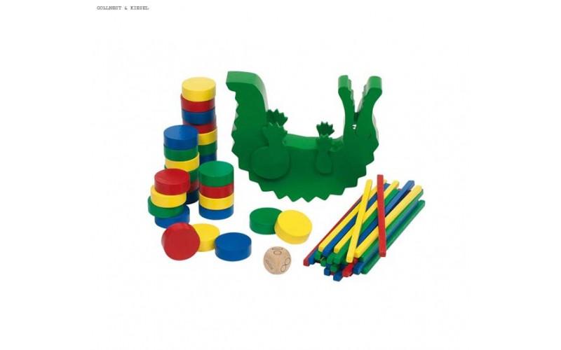 Crocodile Balancing game of skill