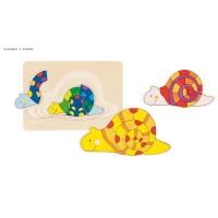 Puzzle Snail
