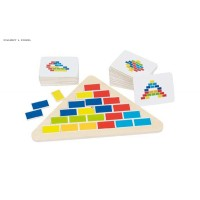 Section puzzle Triangle