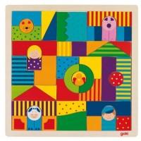 Puzzle game - Farm