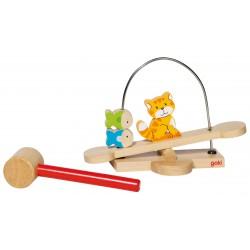 Hammer game - Cat