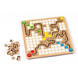 Board game mouse-race