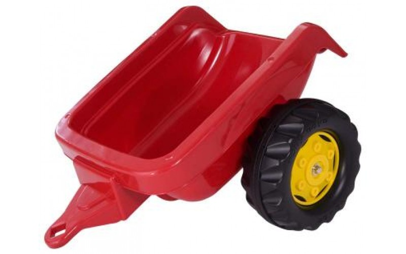 RollyKid Trailer, red