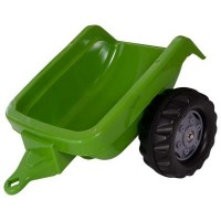 RollyKid Trailer, green