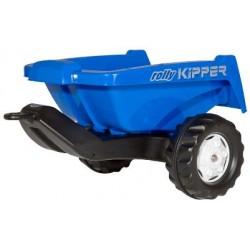 RollyKipper priekaba, mėlyna