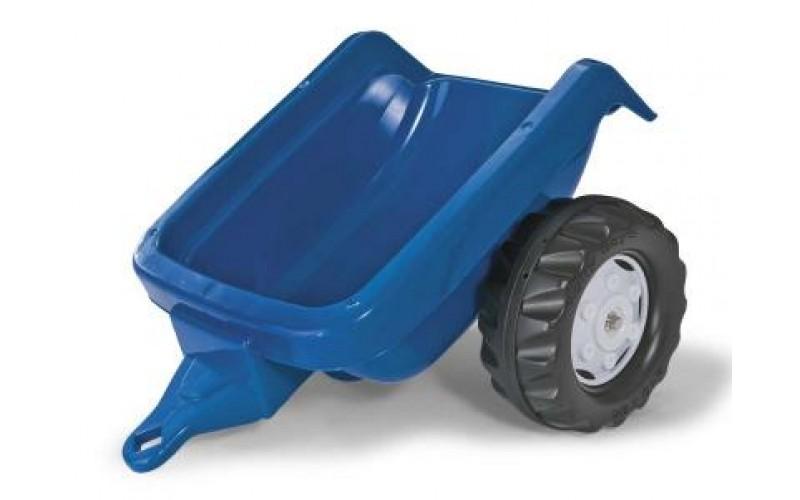 RollyKid Trailer, blue