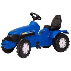 RollyTracs New Holland TD 5050 vaikiškas traktorius